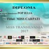 Miss Carpați, Iulia Pop din Baia Mare