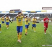 Olimpia Satu Mare a învins în prelungiri formația UTA Arad