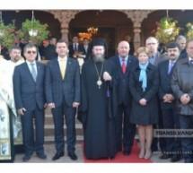 """Deschiderea Proiectului ,,Comenius"""" la Liceul Teologic Ortodox ,,Nicolae Steinhard"""" din Satu Mare."""