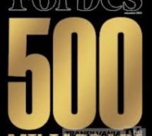 Trei oşeni în Topul Forbes 500 miliardari