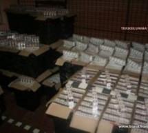 Peste 30.100 de pachete de țigări confiscate în luna ianuarie
