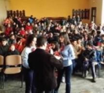 """Proiectul """"Stop pedofiliei în Satu Mare"""" a debutat la Ardud"""