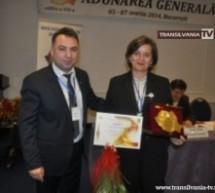 Aurelia Fedorca a fost desemnată cel mai gospodar primar al anului 2013