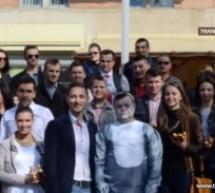 Iepurașul PSD a împărțit cadouri copiilor sătmăreni