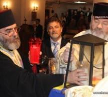 In noaptea de Înviere mii de sătmăreni au luat Lumina Sfântă de la Ierusalim