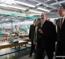 Premierul României a vizitat fabrica Draxlmaier din Satu Mare
