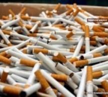 Polițiștii au confiscat 8.000 de fire de țigări marca Jing Ling