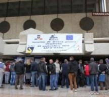 Sute de absolvenți au participat la Bursa Locurilor de Muncă
