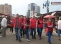 Echipa PSD s-a întânit cu alegătorii în piețe și la Halmeu
