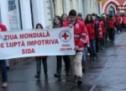 Marş împotriva SIDA, la Satu Mare