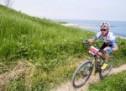 Bicicliști internaționali pedalează pe litoralul românesc  pentru Olimpiada Rio 2016