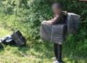 Polițist de frontieră lovit de un contrabandist de țigări