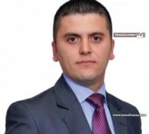 Adrian Cozma vrea să candideze la Primăria Satu Mare din partea PNL