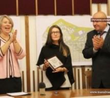 Antreprenorul lunii iunie al Ambasadei SUA: Alexandra Lipovan
