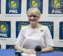 Andreea Paul se consideră cel mai harnic parlamentar din judeţ