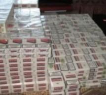Peste 19.240 pachete de țigări au fost confiscate în luna iunie