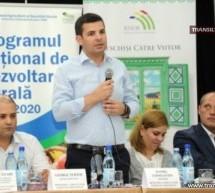 Ministrul Agriculturii s-a întâlnit cu sute de fermieri sătmăreni
