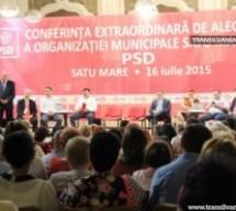 Dorel Coica rămâne preşedintele PSD Satu Mare şi candidat la Primărie