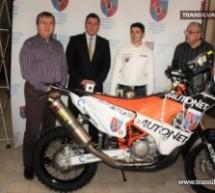 Consiliul Județean i-a cumpărat lui Mani Gyenes o motocicletă nouă