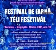 Festival de Iarnă la Satu Mare