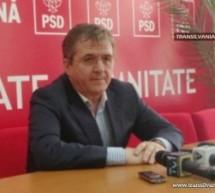Mircea Govor şi-a dat demisia de la conducerea PSD Satu Mare