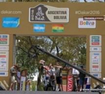 Mani Gyenes a pornit în Raliul Dakar