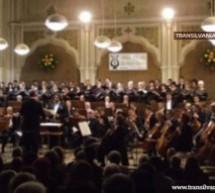 """Concerte extraordinare de Anul Nou la Filarmonica """"Dinu Lipatti"""""""