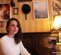 Prima expoziţie cu picturi de Bereczki Barbara la Red Hat