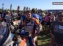 Mani Gyenes și-a atins obiectivul la Raliul Dakar
