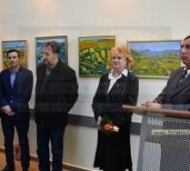 Cristina Moldovan a expus la Centrul de Creație