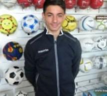 Tony Kanalos convocat din nou la lotul național U 18