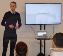 Sătmăreanul Sergiu Andreca – iniţiatorul celui mai viabil proiect lansat la Cluj