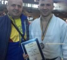 Judoka stămăreni au cucerit titlul de campion și vicecampion național