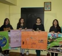 Elevii sătmăreni implicaţi în proiectele organizate de APM