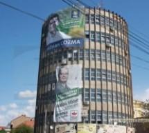Coica își acuză contracandidații că bannerele lor sunt ilegale
