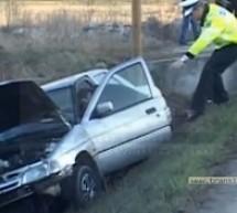 În ultimele 24 de ore pe raza județului Satu Mare au avut loc două accidente rutiere