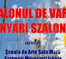 Sătmărenii invitați la vernisajul expoziției Festival de Vară