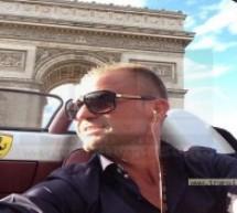 Un certezean, cel mai cunoscut român din Paris