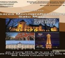 Lansarea Monografiei Județului Satu Mare