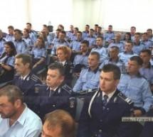 Polițiștii încadrați din sursă externă și-au depus jurămintele
