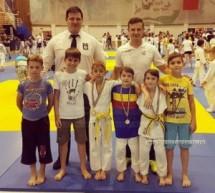 Judoka de la Fușle Security pe podium la Campionatul Național