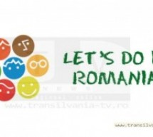 """Let's Do It, România!"