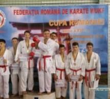 Medalii pentru karateka sătmăreni la Cupa României