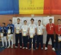CS Satu Mare aur la Campionatul Național de spadă pentru juniori