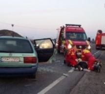 Accident mortal la Iojib