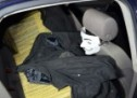Sătmărean prins în timp ce transporta țigări de contrabandă