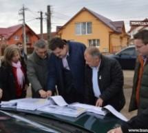 A început modernizarea Drumului Codrului