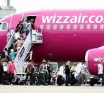 Wizz Air modifică orarul curselor de pe Aeroportul Satu Mare