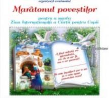 Maratonul poveștilor, la Biblioteca Județeană Satu Mare