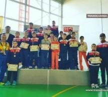 Judoka de la Fușle Security au cucerit 12 medalii la Cupa Cab Star
